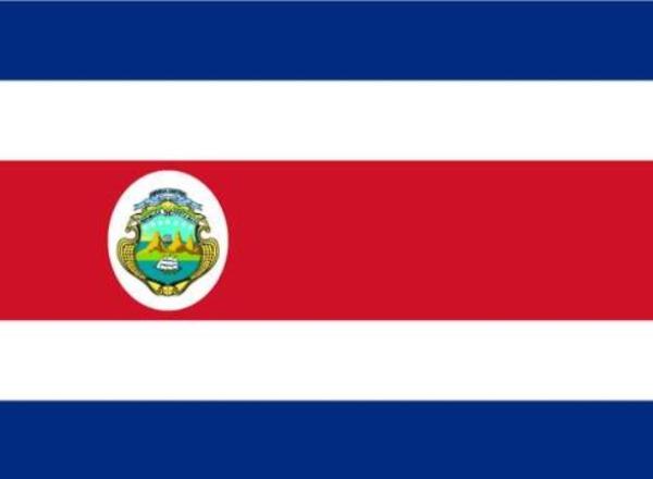 哥斯达黎加国旗